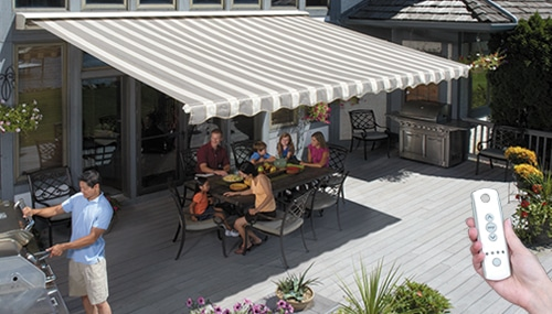 SunSetter Awning Supplier | Elite Gutters and Sunrooms